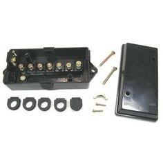 Standard 4 Pole Trailer Light Wiring Diagram | Automotive