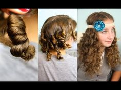 1000 images about healty no heat hair on pinterest no heat no heat curl and curls