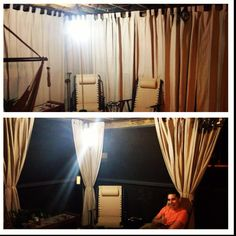 1000 Images About DIY Cabana Ideas On Pinterest Cabanas Outdoor Curtains And Curtain Rods