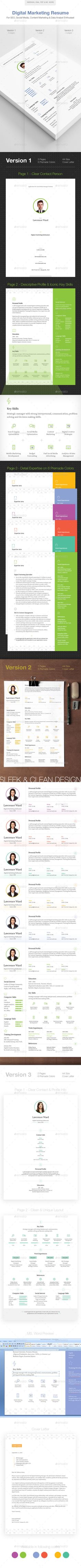 clean resume template indesign indd download here http