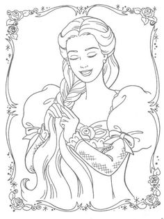 coloring pages for girls girl online and bff on pinterest