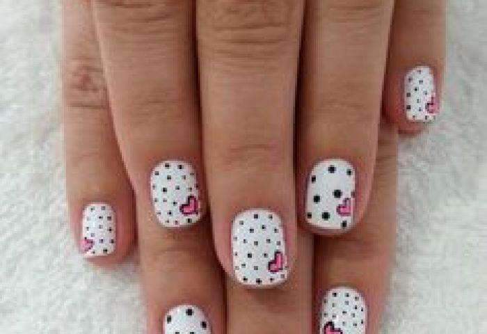 A Nail Art Gallery Nails Pinterest