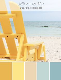 Thousands Of Ideas About Beach Color Palettes On Pinterest
