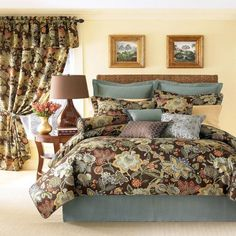 1000 Images About Curtains On Pinterest Floral Curtains
