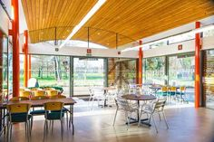 Idea for cafeteria a