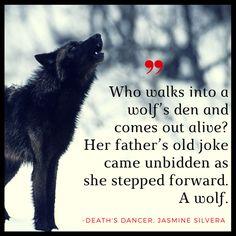 Death's Dancer wolf