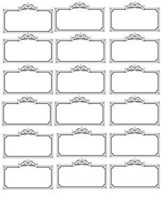 Name Labels Templates Free. name tag template download name badge ...