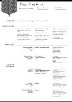 resume on pinterest resume resume cover letters and resume