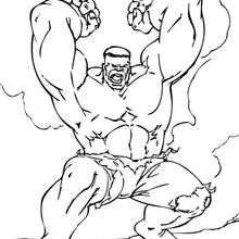 incredible hulk hulk and coloring pages on pinterest