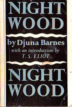 Image result for nightwood first edition cover