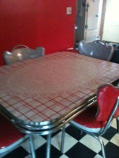 Image Result For Dinette Sets Retro Renovation
