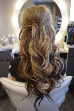 half up half down wedding hair we this moncheribridals bridal hairstyles pinterest
