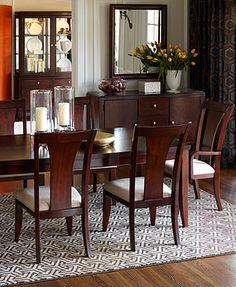 Macy S Lakewood Dining Table Macys Room Sets Marvelous