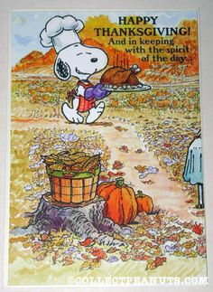 1000 Images About Peanuts Thanksgiving On Pinterest