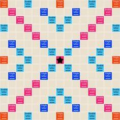 1000 Ideas About Magnetic Scrabble Board On Pinterest