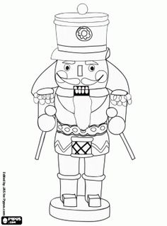 nutcracker music nutcrackers and coloring pages on pinterest