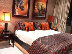 Key Interiors By Shinay African Bedroom Design Ideas
