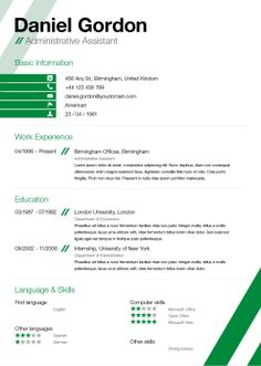sample resume resume and welding on pinterest
