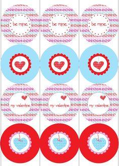 21 Valentines Day Printables Printable Valentine
