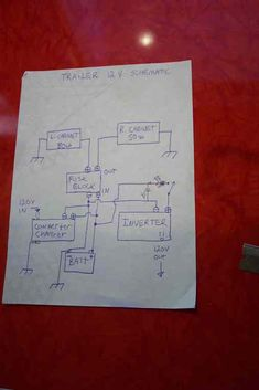 Rv Trailer Plug Wiring Diagram |  Non Commercial Truck, Fifth Wheel and Travel Trailer Wiring