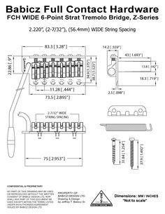 Guitar Wiring Diagram 2 Humbuckers3Way Toggle Switch1 Volume2 TonesCoil Tap   Guitars