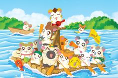 1000 Ideas About Hamtaro On Pinterest Soul Eater