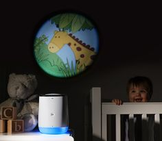 Baby Gadgets - Motorola Smart Nursery Dream machine