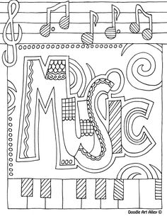 free printable music and note on pinterest