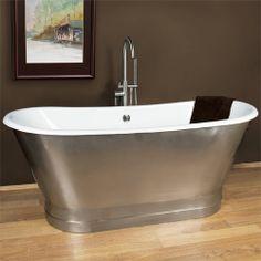 1000 Images About Cast Iron Tubs On Pinterest Cast Iron Tub Cast Iron Bathtub And Bathtubs