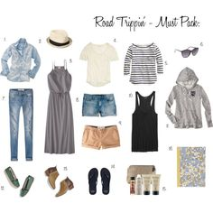 1000 Images About What To Pack In My Suitcase On