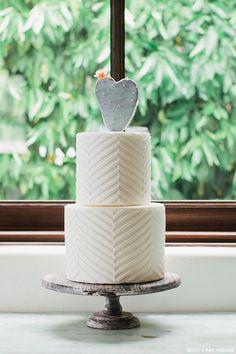 Cactus Wedding Cake