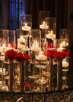 1000 Ideas About Christmas Wedding Centerpieces On