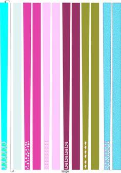 picture regarding Printable Paper Bead Templates called Template For Paper Beads. paper bead printable reducing