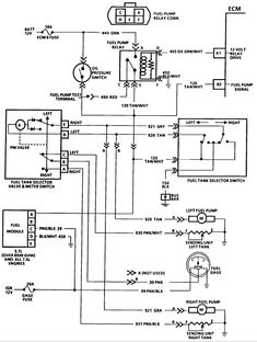 wiring diagram for 1998 chevy silverado  Google Search