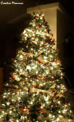 1000 Images About Brown And Gold Christmas On Pinterest