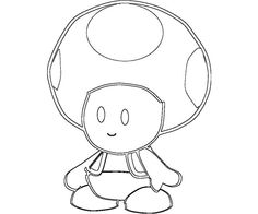 Paper Mario Coloring Pages Super Mario Bros Coloring Pages On