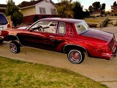 1996 Lincoln Town Car Lowrider Magazine Lowriders