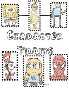 Images About Reading Character Traits