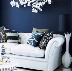 indigo blue room @Da