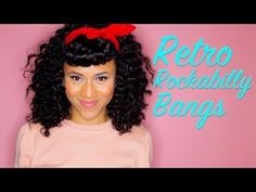 1000 images about curly hair pinup on pinterest victory rolls curly hair and rockabilly