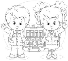 school coloring pages coloring pages and back to school on pinterest