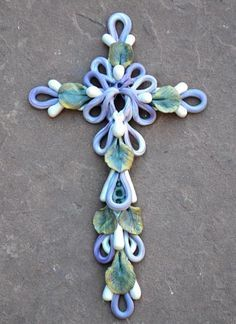 1000 Images About Polymer Clay Crosses Inspiration On