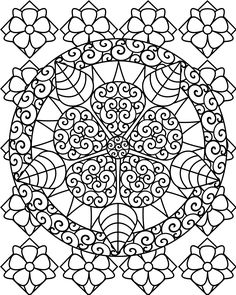 abstract coloring pages on pinterest colouring pages coloring pages