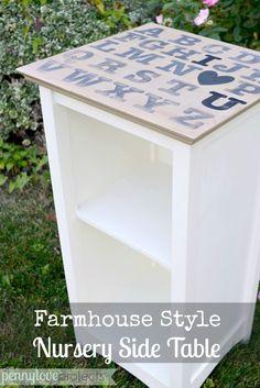 Farmhouse Style Nurs