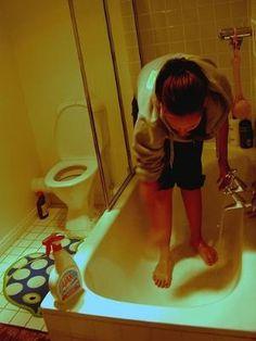1000 Ideas About Unclog Bathtub Drain On Pinterest