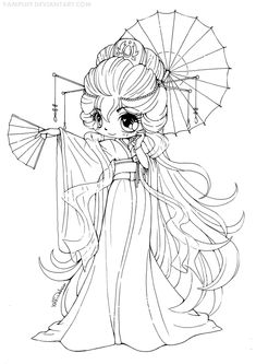 about yampuff on pinterest chibi deviantart and for adults