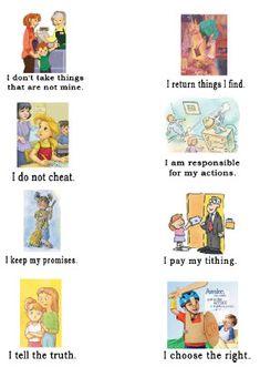 Honesty Pinocchio Worksheets