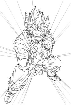 dragon ball z dragon ball and coloring pages on pinterest