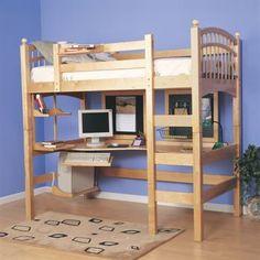 1000 Images About Loft Beds On Pinterest Costco Loft