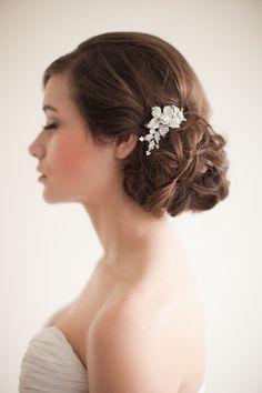 bride hairstyles side bun loose wedding hair side wedding hairstyle hair style bridal